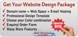Matrix Infosoft Cheap Website Designing Package